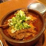 Photo taken at Korean Spring BBQ by Taylor W. on 5/15/2014