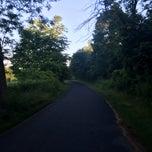 Photo taken at Lake Ontario State Parkway Multi-Use Trail by Jenna K. on 6/27/2014