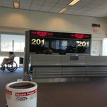 Photo taken at Gate 201 by Bernard H. on 5/20/2013