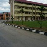 Photo taken at Batu mengkebang by Siha A. on 10/27/2012