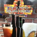 Photo taken at Jackie's Brickhouse by Abigail D. on 4/7/2013