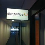 Photo taken at Simplifica Software by Leticia P. on 3/5/2013