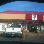Photo taken at 7-Eleven by Nixon P. on 10/29/2012
