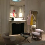 Photo taken at Dior by Anna B. on 7/4/2013