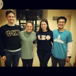 Photo taken at VCU Welcome Center by Khiem T. on 1/28/2014