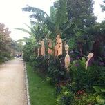 Photo taken at Jardin de la Retraite by Jean G. on 8/17/2013