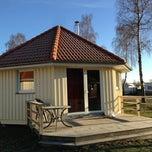 Photo taken at Regenbogen Camp by Chris M. on 12/28/2012