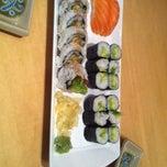 Photo taken at Mio Sushi by Gena on 5/29/2013