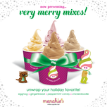 Photo taken at Menchies by Menchie's Frozen Yogurt on 11/21/2012