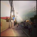 Photo taken at Dr. A. Santos Avenue (Sucat Road) by Cherry P. on 4/11/2014