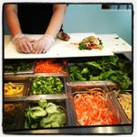 Photo taken at Freshroll Vietnamese Rolls & Bowls by Apple R. on 10/17/2012
