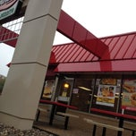 Photo taken at Hardee's / Red Burrito by Beth J. on 10/31/2013