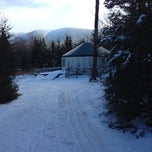 Photo taken at Bretton Woods Nordic Center by Paul B. on 1/18/2014