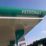 Photo taken at PETRONAS Station by Nizar Iskandar b. on 5/12/2013