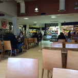 Photo taken at M&S Simply Food by Wolfgang R. on 2/20/2014