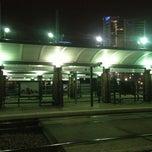 Photo taken at Victory Station (DART Rail / TRE) by Alex P. on 1/4/2013