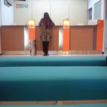 Photo taken at BNI UM by Evi A. on 10/18/2013