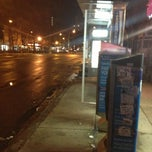 Photo taken at MTA M15 +Select Bus Service+ - Houston Street by Joe R. on 2/12/2013