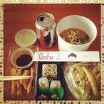 Photo taken at Oishii Sushi & Ramen by Tatiana A. on 11/5/2012