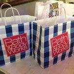Photo taken at Bath & Body Works by Matt O. on 2/18/2014