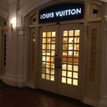 Photo taken at Louis Vuitton by Lua Y. on 4/28/2014