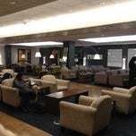 Photo taken at BA Galleries Club Lounge by Cynthia D. on 2/8/2013