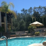 Photo taken at Villagio Inn & Spa by Mecaela M. on 9/3/2013