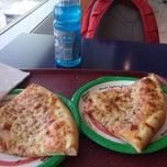 Photo taken at Sbarro Italian Eatery by Karan T. on 2/4/2014