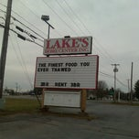 Photo taken at Lakes Home Center by Alyson R. on 12/7/2012