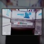 Photo taken at Metro Colon by Rosa V. on 5/19/2013