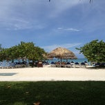 Photo taken at Sandals Montego Bay Resort and Spa by Paul B. on 8/25/2012