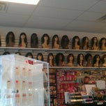 Photo taken at Elmora Beauty Supply by Christine on 8/19/2012