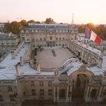 Photo taken at Palais de l'Élysée by Elysee on 11/21/2011