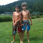 Photo taken at Camp Rockmont by Carol F. on 7/31/2011
