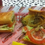 Photo taken at Firehouse Subs by Dianne H. on 2/3/2012