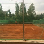 Photo taken at Tennis Club 1882 by Alex G. on 6/14/2011