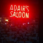 Photo taken at Adair's Saloon by Lisa L. on 6/22/2011