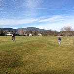 Photo taken at HVL Golf Course by Dennis B. on 1/6/2012