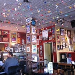 Photo taken at All Good Cafe by Ronnie R. on 3/26/2011