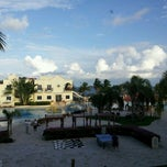Photo taken at Secrets Capri Riviera Cancun by Kyle P. on 5/21/2012