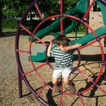 Photo taken at Mason Park Playground by Sam H. on 6/6/2012