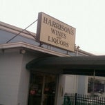 Photo taken at Harrison Wine and Liquor by Ryan B. on 10/27/2011