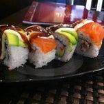 Photo taken at Kyo Sushi Bar by Mauro R. on 3/13/2012