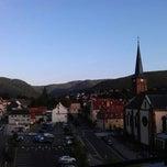 Photo taken at Mercure Niederbronn-les-Bains**** by Remko K. on 9/6/2012
