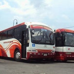 Photo taken at Terminal de buses Ciudad Colon - Puriscal by Esteban A. on 6/1/2012