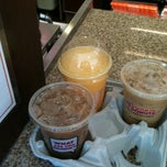 Photo taken at Dunkin Donuts by Kitty S. on 4/12/2012