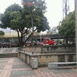Photo taken at METRO - Estacion Poblado by Julian D. on 8/5/2012