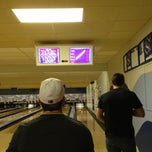 Photo taken at Digger's College City Bowl by Tommy G. on 2/10/2013