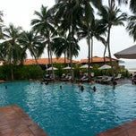 Photo taken at Avillion Port Dickson Pool by mizz l. on 1/24/2015
