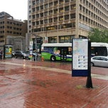 Photo taken at Charm City Circulator Purple Route - Pratt Street Inner Harbor - #319 by Kristin T. on 8/1/2013